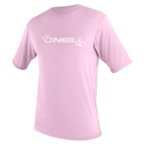 O'Neill---UV-werend-T-shirt-peuters---roze