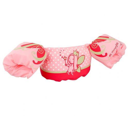 Puddle-Jumpers---Verstelbare-zwembandjes-met-fee---Roze