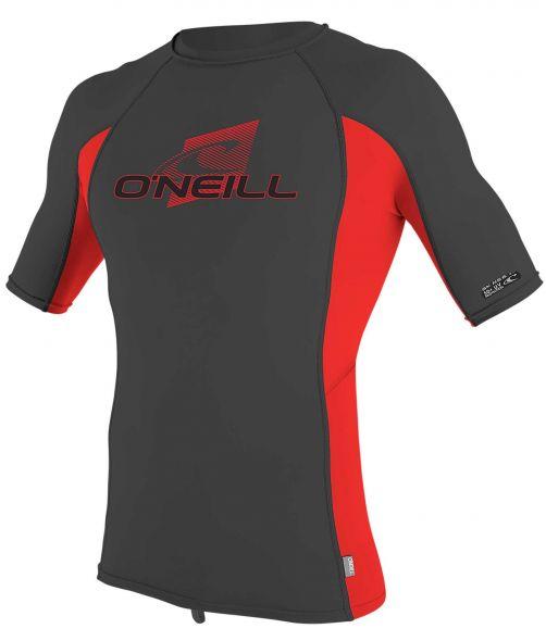 O'Neill---UV-shirt-voor-kinderen-met-korte-mouwen---Premium-Rash---Donkergrijs