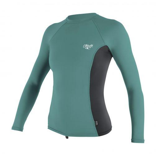 O'Neill---UV-werend-shirt-voor-dames---multicolor-(euca,-graph)
