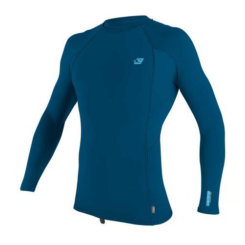 O'Neill---UV-shirt-voor-heren---Longsleeve---Premium-Rash---Donkerblauw