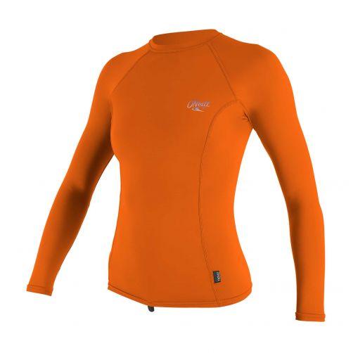 O'Neill---UV-shirt-voor-dames---Longsleeve---Premium-Rash---Papaja