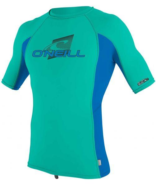 O'Neill---UV-shirt-voor-kinderen-met-korte-mouwen---Premium-Rash---Baltisch-groen