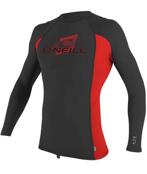 O'Neill---UV-shirt-voor-kinderen---Longsleeve---Premium-Rash---Donkergrijs