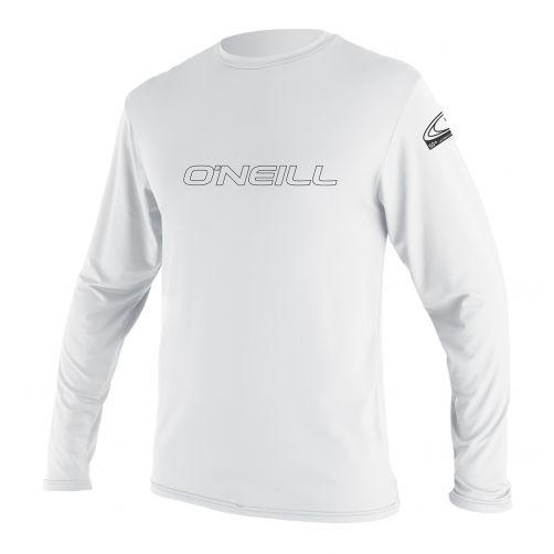 O'Neill---UV-werend-shirt-voor-jongens-en-meisjes-slim-fit---wit
