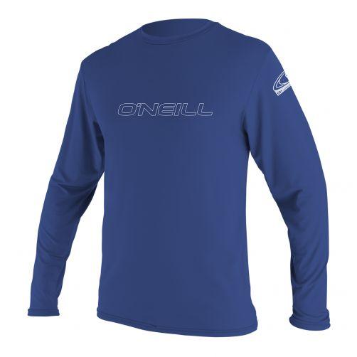 O'Neill---UV-shirt-voor-heren-met-lange-mouwen---Pacific-blauw
