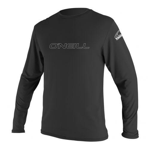 O'Neill---UV-shirt-voor-heren-met-lange-mouwen---zwart