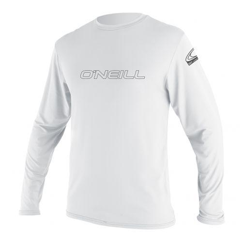O'Neill---UV-shirt-voor-heren-met-lange-mouwen---Basic-skins---wit