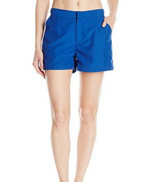 Cabana-Life---UV-Microfiber-Shorts-voor-dames---Donkerblauw