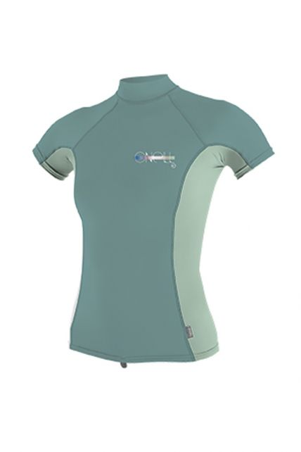 O'Neill---UV-werend-T-shirt-voor-dames---multicolor