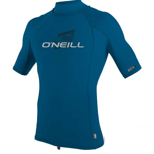 O'Neill---UV-shirt-voor-heren-met-hoge-hals---Premium-Rash---Donkerblauw