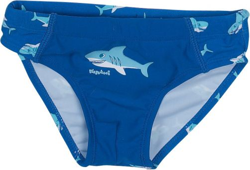 Playshoes---UV-zwembroek-voor-jongens---Haai---Blauw
