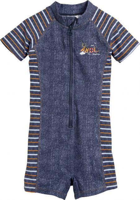 Playshoes---UV-eendelig-zwempakje---Jeans-look