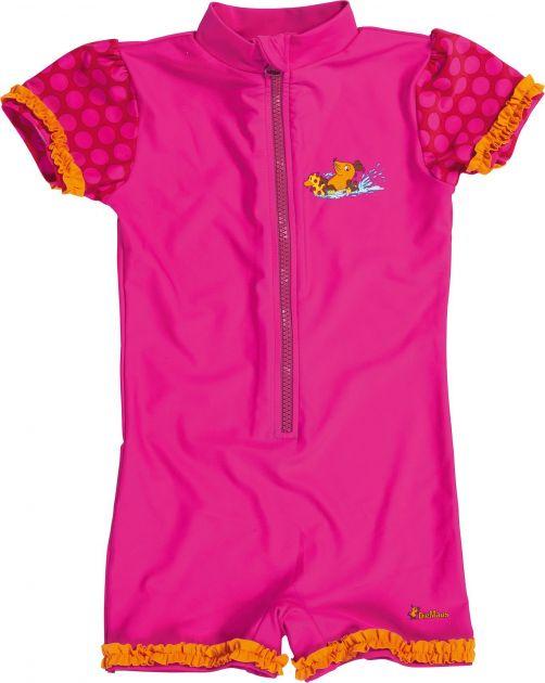 Playshoes---UV-zwempak-meisjes---muis-roze