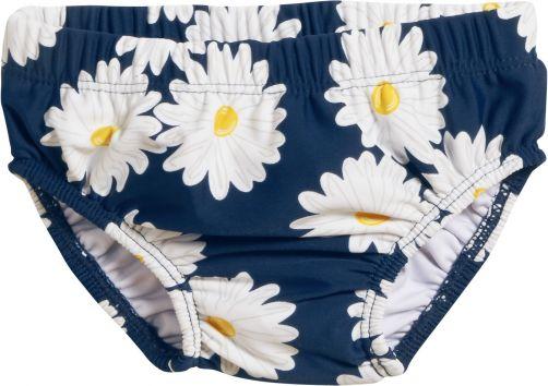 Playshoes---UV-zwemluier-voor-meisjes---Wasbaar---Margriet---Blauw/wit