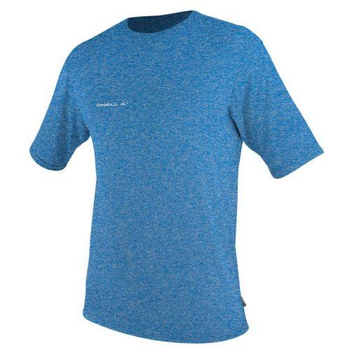 O'Neill---UV-shirt-voor-heren-met-korte-mouwen---Hybrid-Sun---Helderblauw