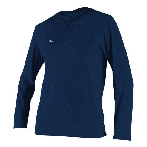O'Neill---UV-shirt-voor-heren---Longsleeve---Hybrid-Sun---Donkerblauw