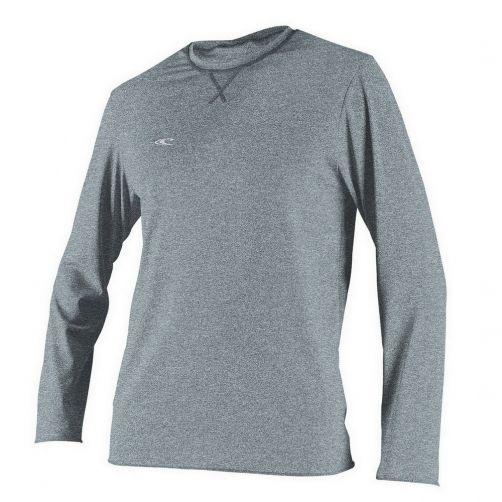 O'Neill---UV-shirt-hybrid-voor-heren-met-lange-mouwen---grijs