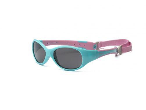 Real-Kids-Shades---UV-zonnebril-voor-kleuters---Explorer---Aqua-/-roze