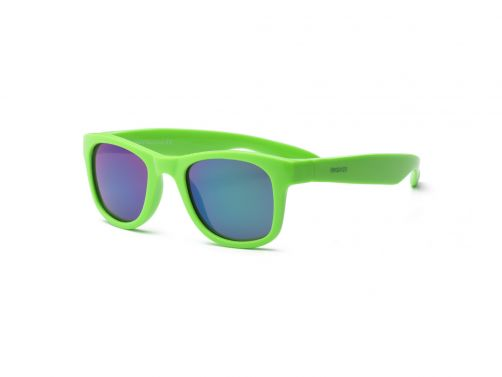Real-Kids-Shades---UV-zonnebril-voor-kleuters---Surf---Neongroen