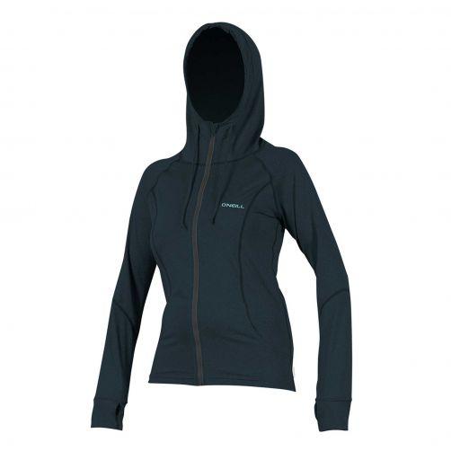 O'Neill---UV-werend-vest-voor-dames---Longsleeve---Hybrid-Sun---Donkerblauw