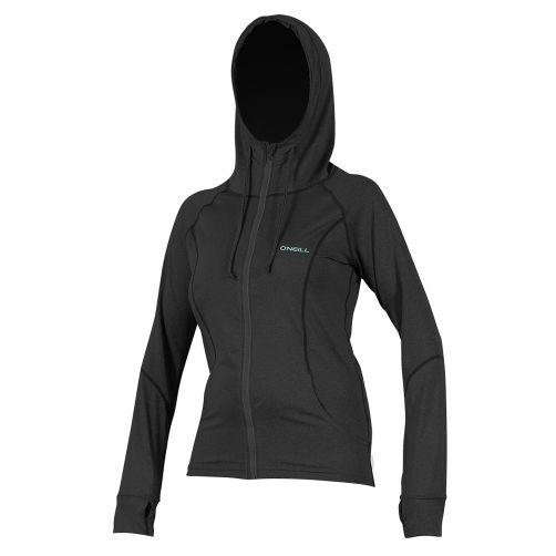 O'Neill---UV-werend-vest-voor-dames-slim-fit---zwart