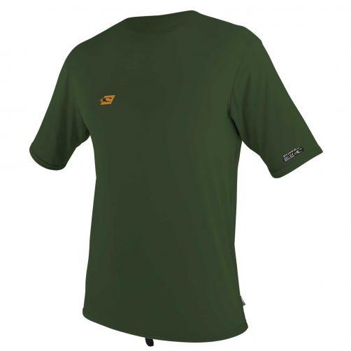 O'Neill---UV-shirt-voor-kinderen-met-korte-mouwen---Premium-Sun---Olijfgroen