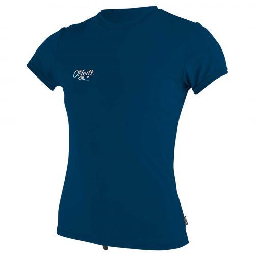 O'Neill---UV-shirt-voor-meisjes-met-korte-mouwen---Premium-Sun---Donkerblauw