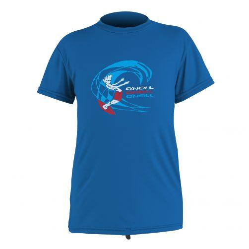 O'Neill---UV-shirt-voor-jongens-en-meisjes-met-korte-mouwen---ocean-
