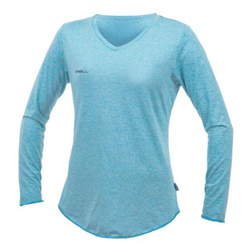O'Neill---UV-shirt-voor-dames---Longsleeve---Hybrid-Sun---Turquoise
