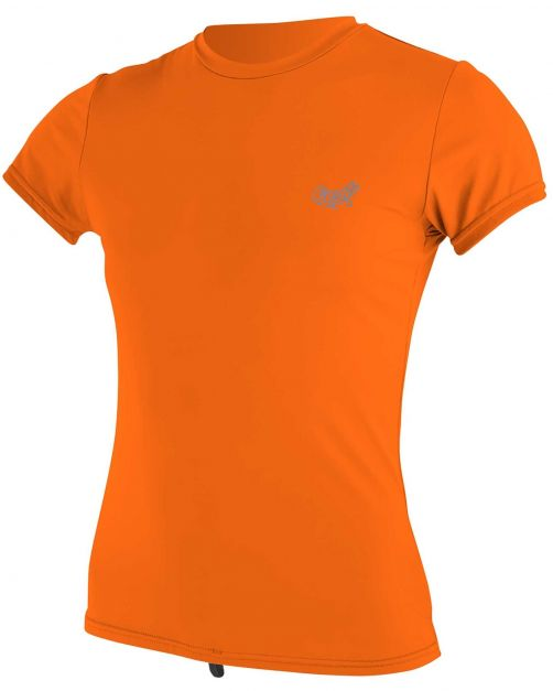 O'Neill---UV-shirt-voor-dames-met-korte-mouwen---Premium-Sun---Papaja
