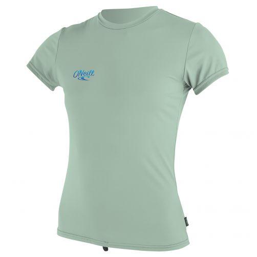 O'Neill---UV-shirt-met-korte-mouwen-voor-meisjes---freshmint