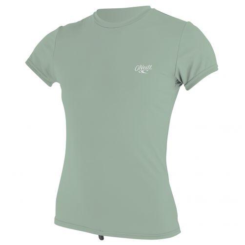 O'Neill---UV-shirt-voor-dames-met-korte-mouwen---fresh-mint