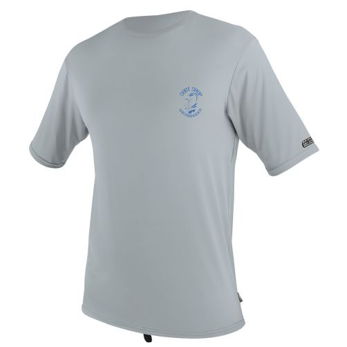 O'Neill---UV-shirt-voor-heren-met-korte-mouwen---lichtgrijs-