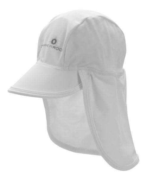 Snapper-Rock---UV-beschermende-pet-voor-baby's-en-kinderen---Wit