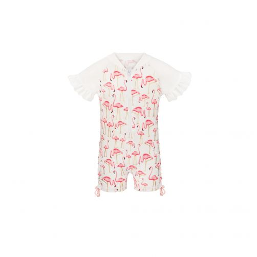 Snapper-Rock---UV-zwempak---korte-mouwen---kinderen---Gouden-flamingo