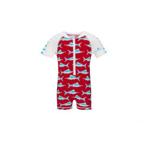 Snapper-Rock---UV-zwempak-voor-baby-en-kids---Rode-zwaardvis