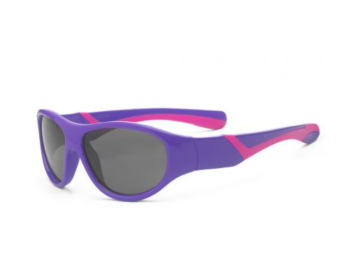Real-Kids-Shades---UV-zonnebril-kind---Discover---Paars-/-roze