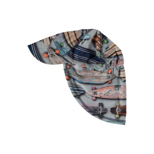 Molo---UV-Zonnehoed-voor-jongens---Nando---Board-Stripe