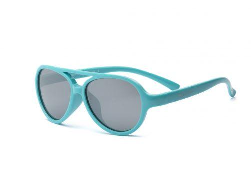 Real-Kids-Shades---UV-zonnebril-voor-kinderen---Sky---Aquablauw