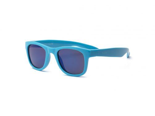 Real-Kids-Shades---UV-zonnebril-voor-kinderen---Surf---Neonblauw