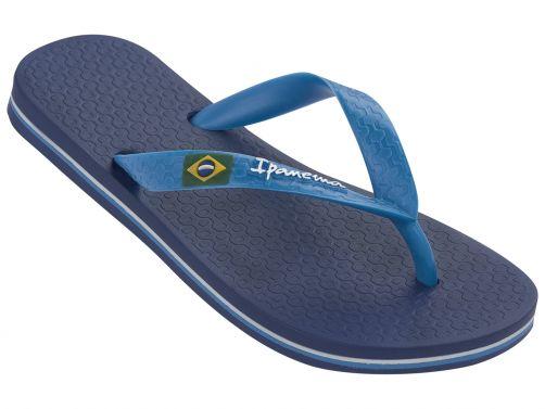 Ipanema---slippers-voor-jongens--Classic-Brasil---blauw