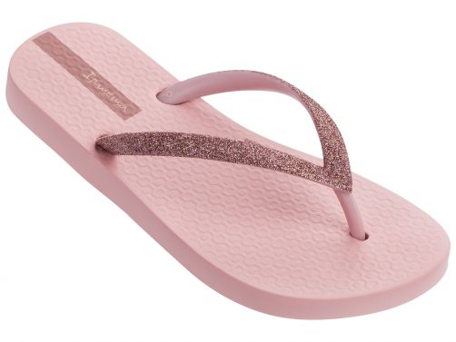 Ipanema---slippers-voor-meisjes---Lolita---roze-met-glitterbandje
