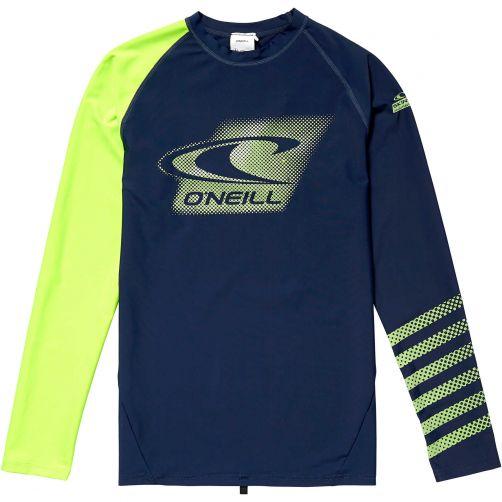 O'Neill---UV-shirt-voor-jongens---Ink-Blue-blauw