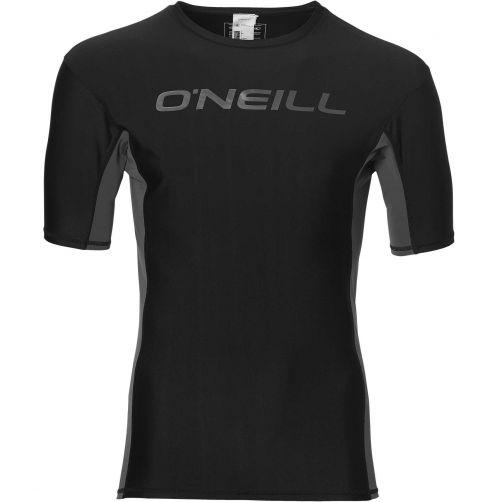 O'Neill---UV-zwemshirt-voor-heren---Springs---Black-Out-zwart