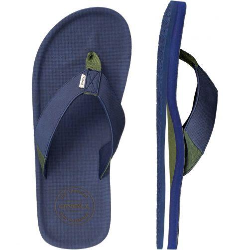 O'Neill---Slippers-voor-heren---Chad---Atlantic-Blue-blauw