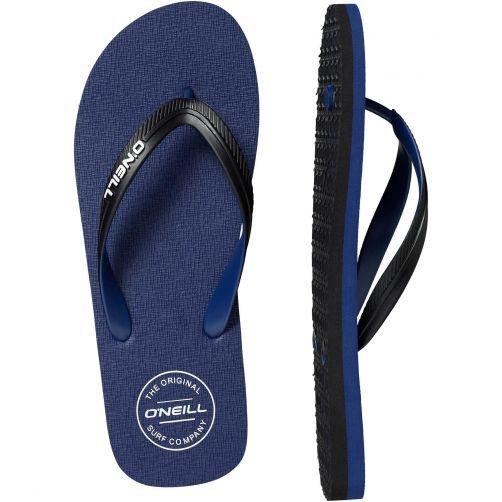 O'Neill---Slippers-voor-heren---Friction---Atlantic-Blue-blauw