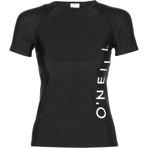 O'Neill---UV-zwemshirt-voor-dames---Black-Out-zwart