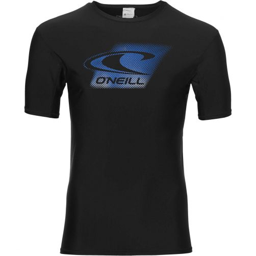 O'Neill---UV-shirt-voor-heren---Creek---Black-Out-zwart