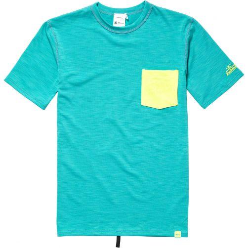 O'Neill---UV-shirt-voor-jongens---Veridian-Green-groen